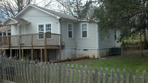House for rent at 2701 Oakdale Avenue Cleveland TN